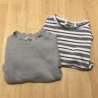 ビケット(Biquette)のキッズ 長袖(Tシャツ/カットソー)