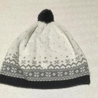 ベベ(BeBe)のべべ ベビーニット帽(帽子)