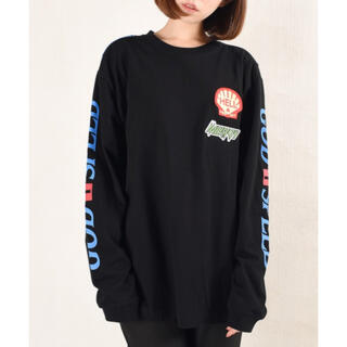 ミルクボーイ(MILKBOY)のMILKBOY ロンT GOD L.S.TEE(Tシャツ/カットソー(七分/長袖))