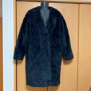 ローズバッド(ROSE BUD)の新品 ローズバッド コート(毛皮/ファーコート)