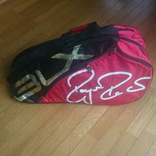 ウィルソン(wilson)のラケットバッグ ウィルソンBLXフェデラーモデル(バッグ)