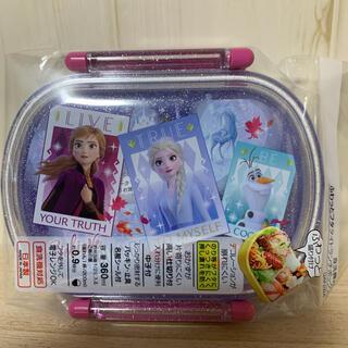 アナトユキノジョオウ(アナと雪の女王)のアナ雪☆お弁当箱  ランチボックス(弁当用品)