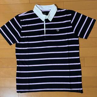 ザラ(ZARA)の【値下げ】ZARA MAN ザラ メンズ ポロシャツ L (ポロシャツ)