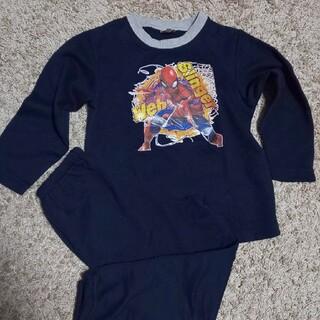 マーベル(MARVEL)のmikity様専用 スパイダーマン 暖かパジャマ 120(パジャマ)