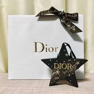 ディオール(Dior)の【新品】Dior 2020 クリスマス スターボックス  ショッパー付 香水なし(その他)