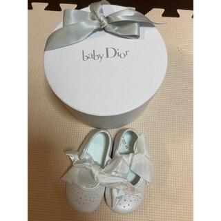 baby Dior - ベビーディオール♡シューズ