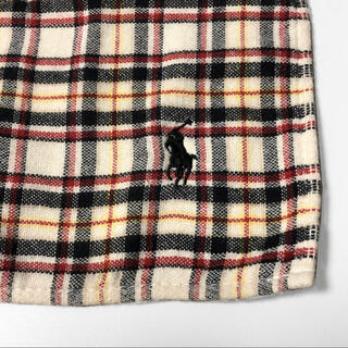 ラルフローレン(Ralph Lauren)の【新品・未使用】ラルフローレン Ralph Lauren タオルハンカチ(ハンカチ)