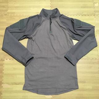 実物 LBX Tactical製 コンバットシャツ ウルフグレイ Sサイズ(戦闘服)