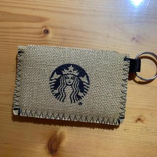 スターバックスコーヒー(Starbucks Coffee)のスタバ パスケース(名刺入れ/定期入れ)