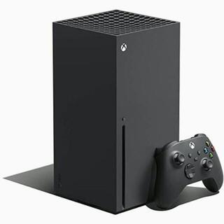 エックスボックス(Xbox)の新品★Xbox Series X★即日発送可(家庭用ゲーム機本体)