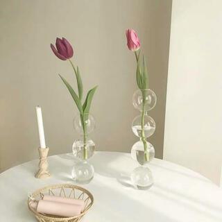 フランフラン(Francfranc)の大人気!【バブルフラワーベース】4連(花瓶)