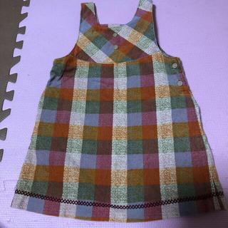 Branshes - branshes チェックのサロペットスカート