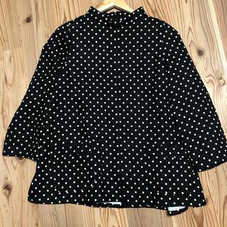 クリスチャンディオール(Christian Dior)のChristian Dior shirt 水玉(シャツ)