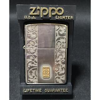 ジッポー(ZIPPO)のZIPPO ジッポー GOLD INGOT 4面加工(タバコグッズ)