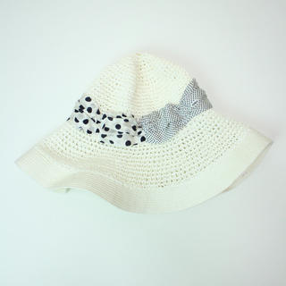 フルラ(Furla)のFurla ribbon dot hat(ハット)
