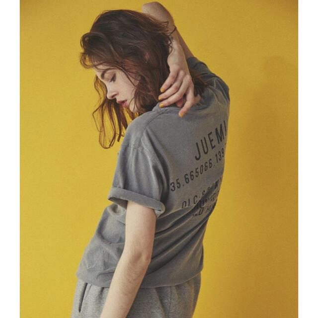 ALEXIA STAM(アリシアスタン)のJuemi / GS tee レディースのトップス(Tシャツ(半袖/袖なし))の商品写真