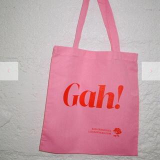 エディットフォールル(EDIT.FOR LULU)のlisa says gah リサセイ ピンクトートバッグ(トートバッグ)