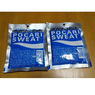 オオツカセイヤク(大塚製薬)のポカリスエット 粉末 2袋(ソフトドリンク)