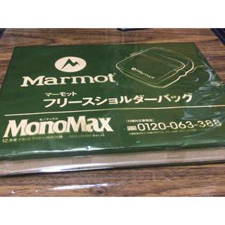 マーモット(MARMOT)のmonomax marmot 3ポケットショルダーバッグ(ショルダーバッグ)
