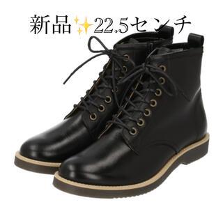 サヴァサヴァ(cavacava)の新品✨タグ付き♪定価19580円 cavacava  牛革ブーツ 大特価(ブーツ)