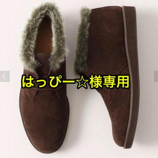 ビューティアンドユースユナイテッドアローズ(BEAUTY&YOUTH UNITED ARROWS)のはっぴー☆様 専用‼️BEAUTY&YOUTH   ブーツ(ブーツ)