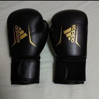 アディダス(adidas)のアディダス ボクシンググローブ 12oz(ボクシング)