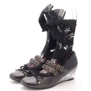 スワンキス(Swankiss)のスワンキス バレリーナシューズ 靴(ハイヒール/パンプス)