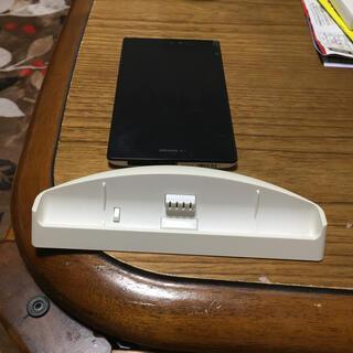 アクオス(AQUOS)のタブレット  AQUOS PAD SH08E(タブレット)