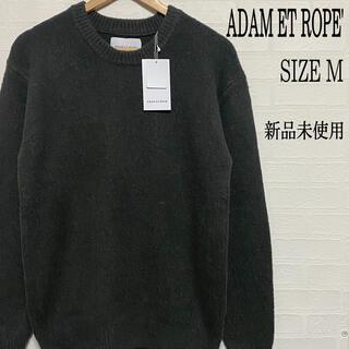 アダムエロぺ(Adam et Rope')の【新品】ADAM ET ROPE' アダムエロペ ヤク混 ニット セーター M(ニット/セーター)
