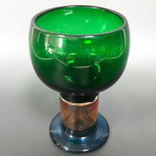 イッタラ(iittala)のKaj Franck ポカッリ カイフランク ヌータヤルヴィ ゴブレット(ガラス)