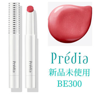 プレディア(Predia)の【大特価】新品未使用!KOSE プレディア ジェリールージュ CL BE 300(口紅)