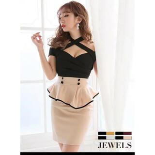 JEWELS - Jewels キャバドレス ミニドレス ドレス