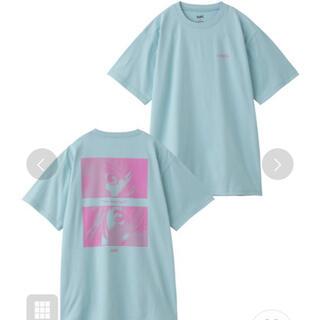 X-girl - x-girl  エヴァンゲリオン コラボTシャツ