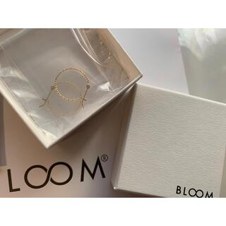 ブルーム(BLOOM)のBLOOM フープ ピアス(ピアス)