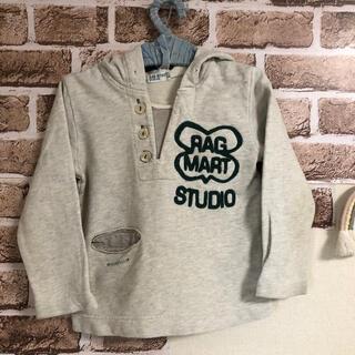 ラグマート(RAG MART)のラグマート♡トレーナー(Tシャツ/カットソー)