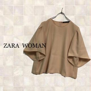 ZARA - ZARA  WOMAN  ザラ カットソー M