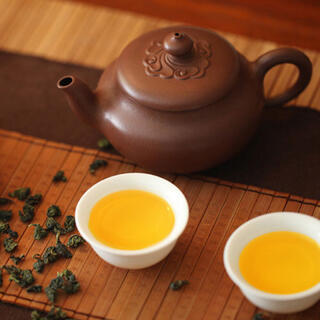 梨山高山烏龍茶500g/100回分入り 大容量サイズ 台湾茶 高山茶 中国茶(茶)