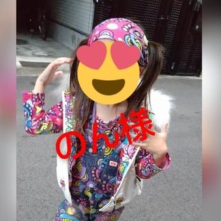 ヒステリックミニ(HYSTERIC MINI)ののん様(Tシャツ/カットソー)
