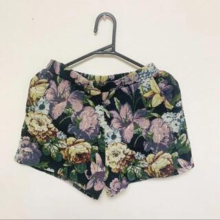 グレイル(GRL)のショートパンツ フラワープリント 花柄(ショートパンツ)