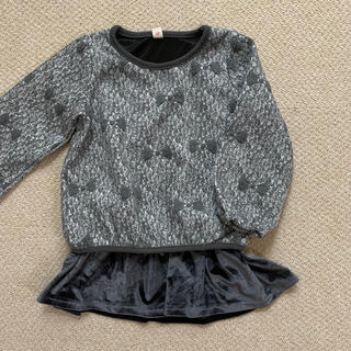 【エンジェルラブ】トレーナー チュニック (Tシャツ/カットソー)