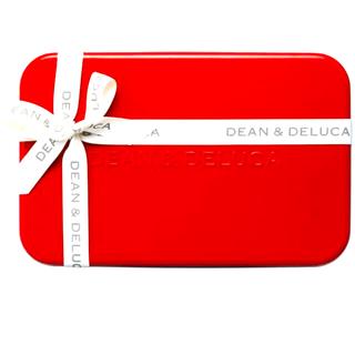 ディーンアンドデルーカ(DEAN & DELUCA)の新品‼️ DEAN & DELUCA ホリデークッキー缶(菓子/デザート)