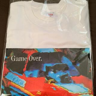 シュプリーム(Supreme)のsupreme Yoji Yamamoto Game Over Tee XL(Tシャツ/カットソー(半袖/袖なし))