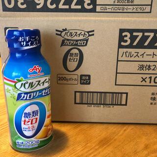 アジノモト(味の素)の味の素 パルスイート 液体200g10本セット(調味料)