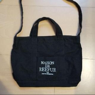 メゾンドリーファー(Maison de Reefur)のメゾンドリーファー トートバッグ キャンバスバッグ マザーズバッグ(トートバッグ)