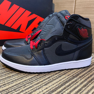 "ナイキ(NIKE)の28cm Nike Air Jordan 1  ""Black Stain""(スニーカー)"