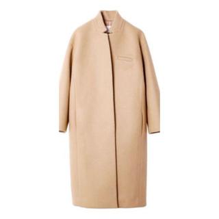 ルシェルブルー(LE CIEL BLEU)のまもなく掲載終了 ルシェルブルー コート タグ付き新品未使用(ノーカラージャケット)