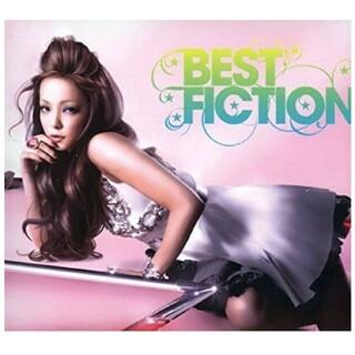 安室奈美恵 / BEST FICTION (ポップス/ロック(邦楽))