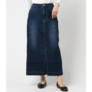 コーエン(coen)のお値下げ*coen*タイトスカート 美品です サイズL(ロングスカート)