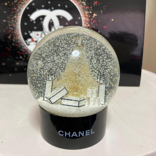 CHANEL(シャネル)のCHANEL★スノードーム☆ノベルティ エンタメ/ホビーのコレクション(ノベルティグッズ)の商品写真