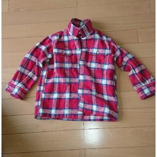 シップスキッズ(SHIPS KIDS)のSHIPS ネルシャツ 100cm(Tシャツ/カットソー)